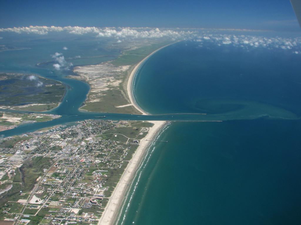 Lost opportnity port aranas north jetty texas shark fishing for Port a texas