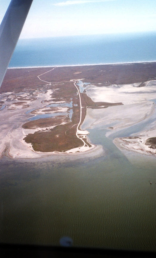 Yarborough Pass Central Padre Island